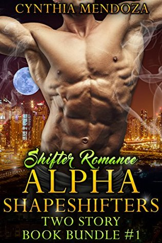 Alpha Shapeshifters 2 Story Book Bundle #1