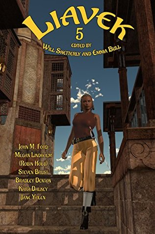 Liavek 5: Wizard's Row