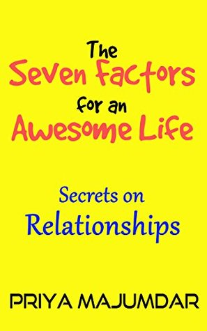 Pdf Secrets On Relationships The Seven Factors For An Awesome