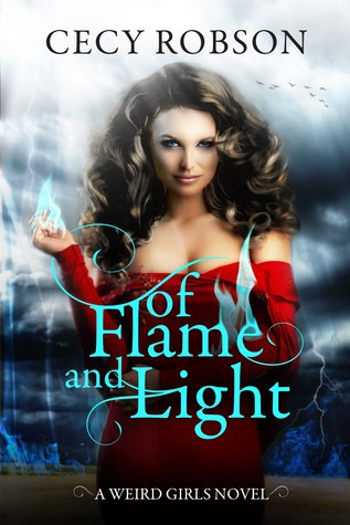 Of Flame and Light(Weird Girls 7)