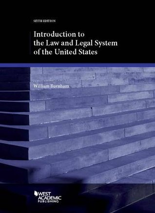 Introduction to the Law and Legal System of the United States (Coursebook)