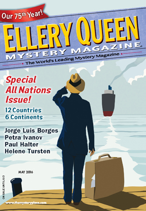 Ellery Queen's Mystery Magazine, May 2016 [#896]