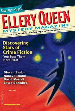 Ellery Queen's Mystery Magazine, July 2016 [#898]