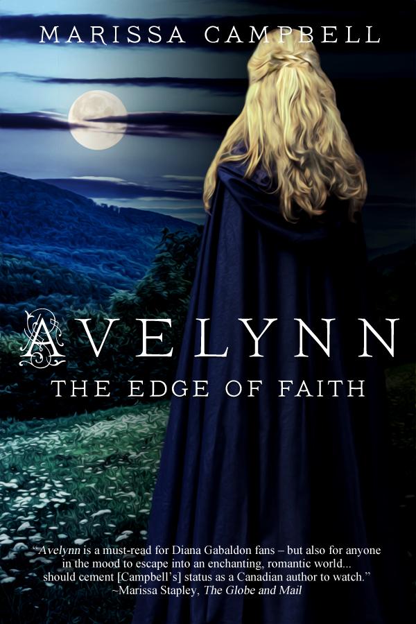 Avelynn: The Edge of Faith (Avelynn #2)