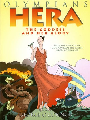 Hera by George O'Connor