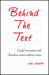 Behind the Text by Sue Joseph