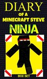 Minecraft Books: Diary of a Minecraft Steve Ninja Complete Collection 1 to 5 (An Unofficial Minecraft Book)