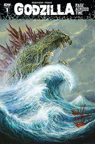 Godzilla: Rage Across Time #1 (of 5)