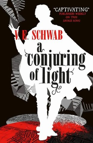 Ebook A Conjuring of Light by V.E. Schwab DOC!