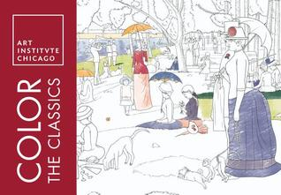 Color the Classics: The Art Institute of Chicago