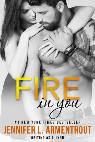 Fire in You Book Cover