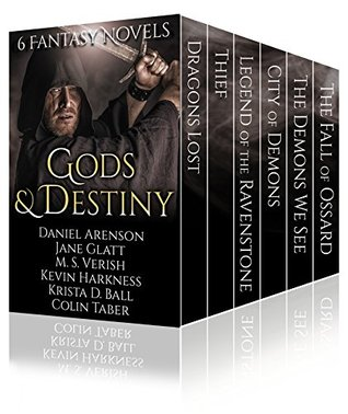 Gods and Destiny: 6 Fantasy Novels