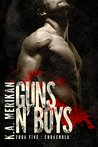 Chokehold (Guns n' Boys, #5)