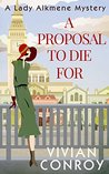 A Proposal to Die For (Lady Alkmene #1)