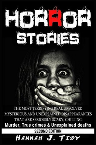 Tracey Cronk (Canada)'s review of Horror Stories: The most