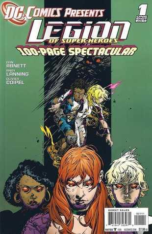 DC Comics Presents Legion of Super-Heroes #1