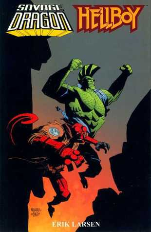 Savage Dragon/Hellboy: The Collected Edition