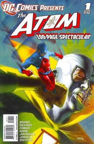 DC Comics Presents: The Atom #1