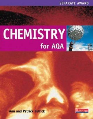 Chemistry for AQA Separate Award
