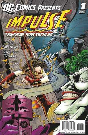DC Comics Presents: Impulse # 1