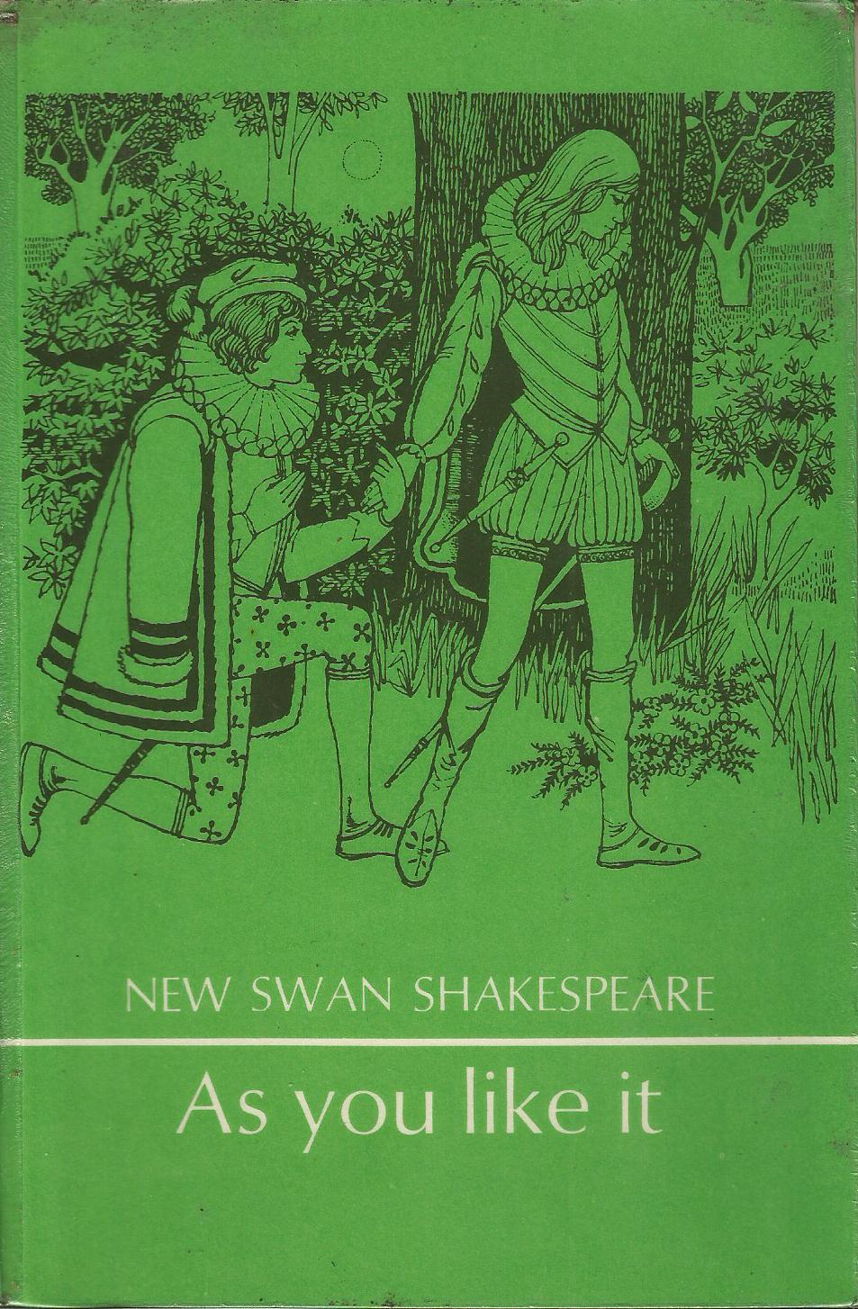 As You Like It (New Swan Shakespeare Series)