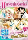 Harlequin comics 2016. August New Titles vol.4