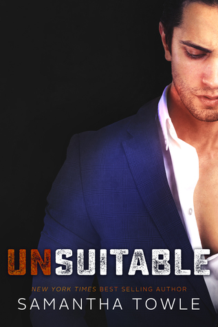 Unsuitable Book Cover
