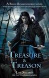 Treasure & Treason (Raine Benares, #8)