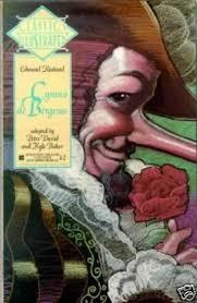 Classics Illustrated  Cyrano de Bergerac