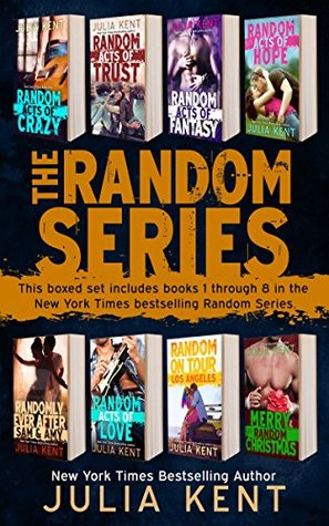 The Random Series Series Boxed Set (Books 1-8 Megabundle)