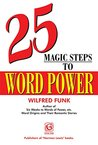 Word Power 25 Magic Steps