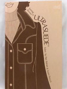 Sewing Skinner Ultrasuede Fabric