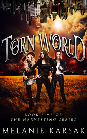 Book 3: THE TORN WORLD
