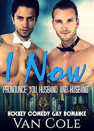 I Now Pronounce You Husband and Husband (Deny & Arne, #1)