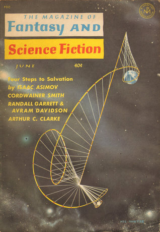The Magazine of Fantasy and Science Fiction, June 1961 (The Magazine of Fantasy & Science Fiction, #121)