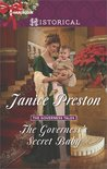The Governess's Secret Baby (The Governess Tales #4)