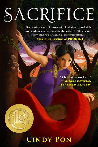 Sacrifice (Serpentine #2)