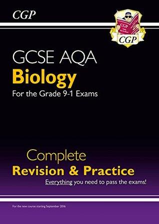 New Grade 9-1 GCSE Biology AQA Complete Revision & Practice