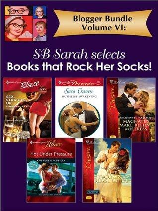 Blogger Bundle Volume VI: SB Sarah Selects Books that Rock Her Socks