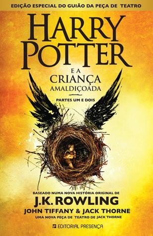 Harry Potter e a Criança Amaldiçoada (Harry Potter, #8)
