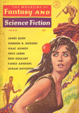 The Magazine of Fantasy and Science Fiction, May 1962 (The Magazine of Fantasy & Science Fiction, #132)