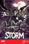 Storm #5 by Greg Pak