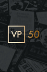 VP50: Fifty Poems from Valley Press