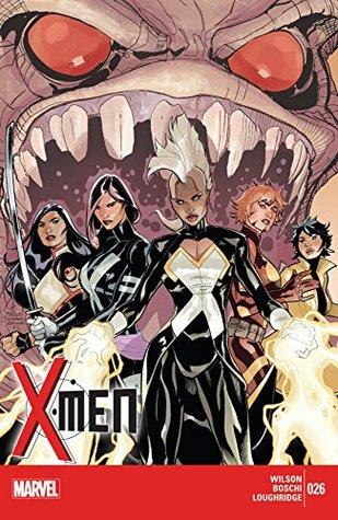 X-Men (2013-2015) #26