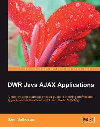 DWR Java AJAX Applications