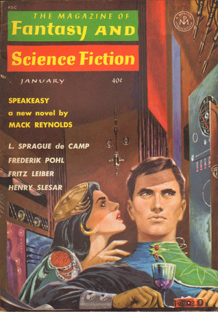 The Magazine of Fantasy and Science Fiction, January 1963 (The Magazine of Fantasy & Science Fiction, #140)