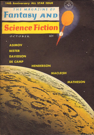 The Magazine of Fantasy and Science Fiction, October 1963 (The Magazine of Fantasy & Science Fiction, #149)