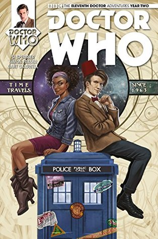 Doctor Who: The Eleventh Doctor (2015-) #12