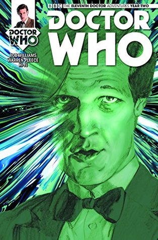 Doctor Who: The Eleventh Doctor (2015-) #13