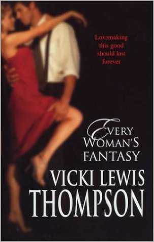 Every Woman's Fantasy (Mail Order Men, #12)